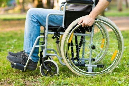инвалидность в коляске