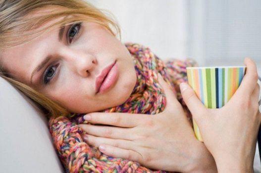 простуда причина ушной боли