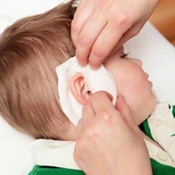 первая помощь ребенку при ушных болях