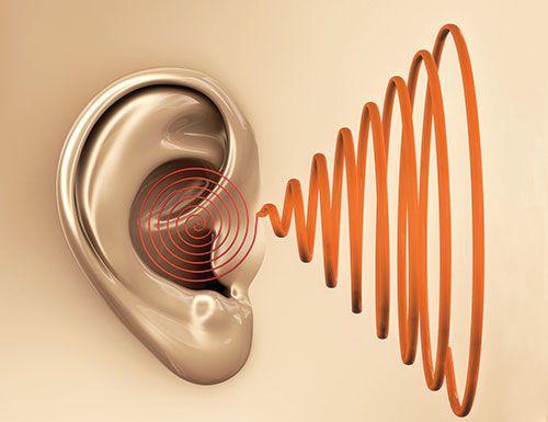 слуховые волны