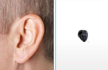 внутриканальный аппарат слуховой