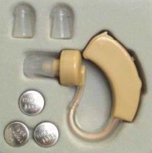 комплектация слухового аппарата
