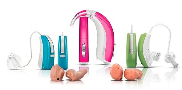 варианты слуховых аппаратов