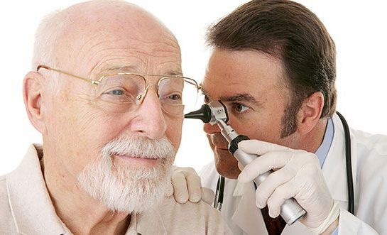 снятие размеров для ушного аппарата