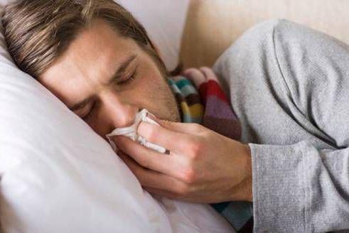 при простуде и насморке