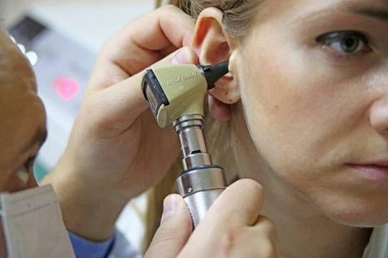 диагностика воспаления уха