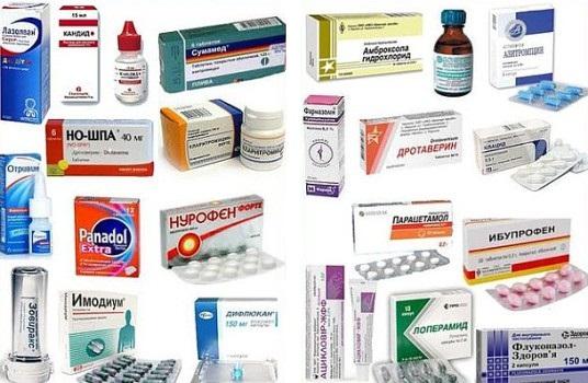 препараты для систематического лечения