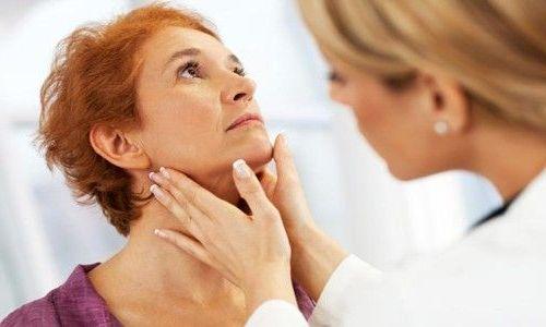 осложнения щитовидной железы