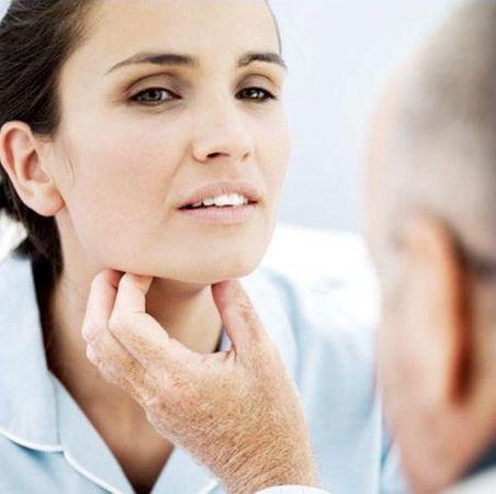жалоба на боли щитовидной железы