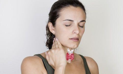 болезненные ощущения в щитовидке