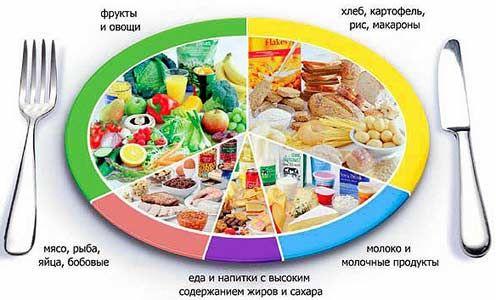 раздельное диетическое питание