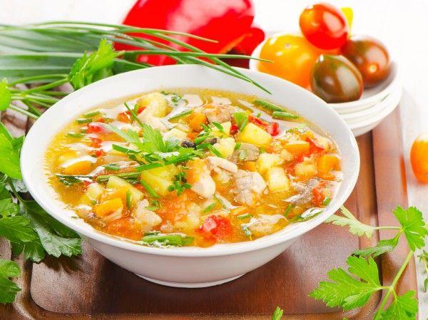 вкусный суп
