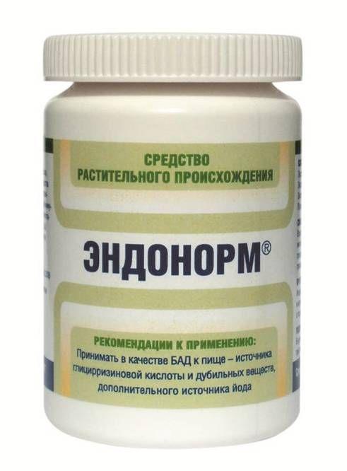 препарат эндонорм
