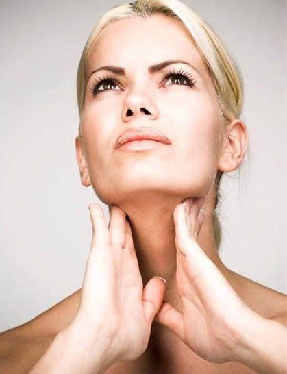 нарушение щитовидной железы