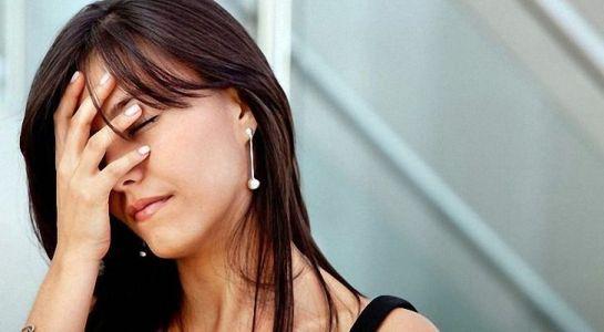 рассеянность и головная боль