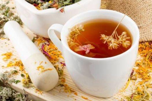 заварной чай с лекарствами
