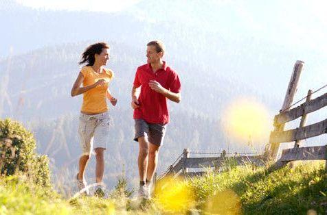 спортивные пробежки