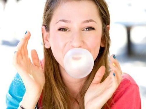 пузырь из жвачки