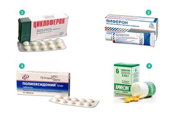 препараты для лечения хеликобактер пилори