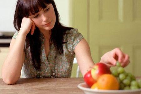 плохой аппетит признак хронического гастрита