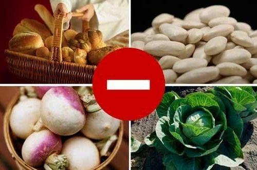 продукты которые нельзя
