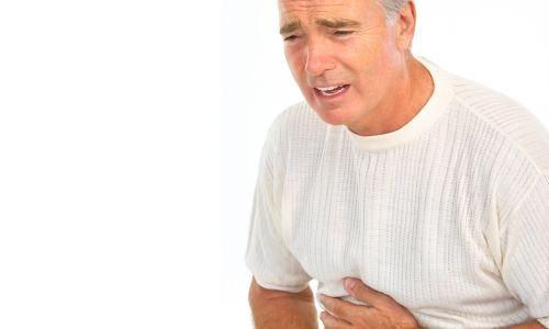 приступ язвенной болезни