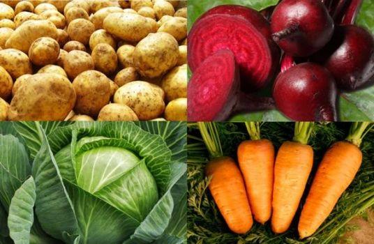 овощи от язвы