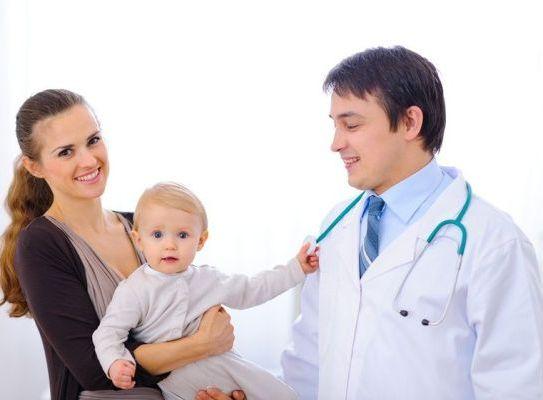 доктор советует маме при коликах