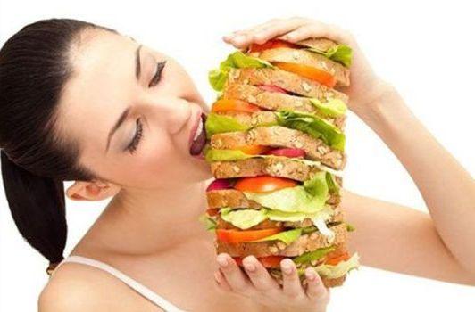 не есть бутерброды на скорую руку