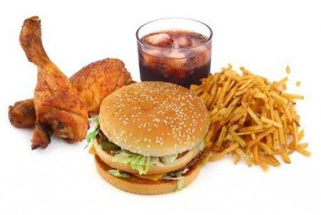 вредная еда причина рака желудка