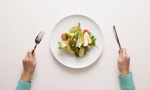 соблюдать порции и диету