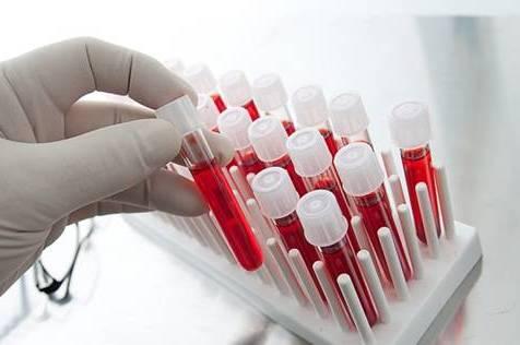 сдать анализы на кровь