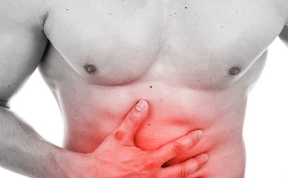 боль в желудке в следствии переедания