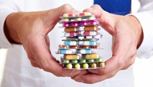 лечение желудка таблетками