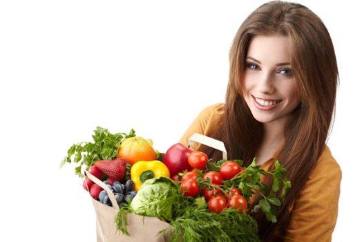 употребление полезных продуктов