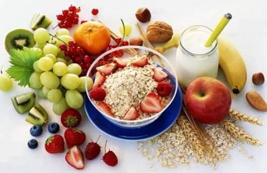 правильно питаться фруктами и овощами
