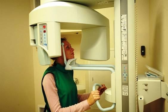 обследование кости