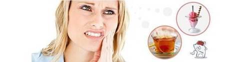 не для чувствительных зубов