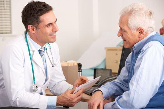 проконсультироваться с доктором по поводу приема