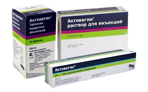 гель таблетки инъекции