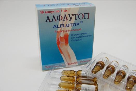 алфлутоп для инъекций