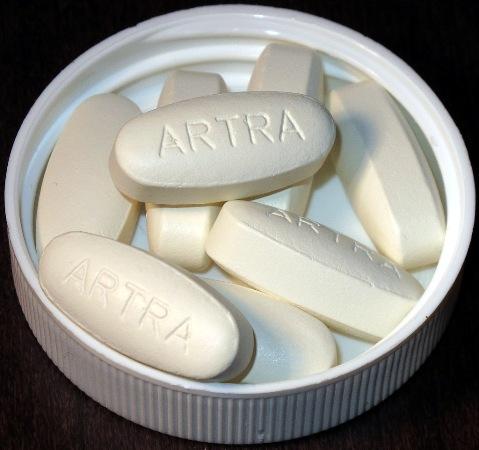таблетки в крышке