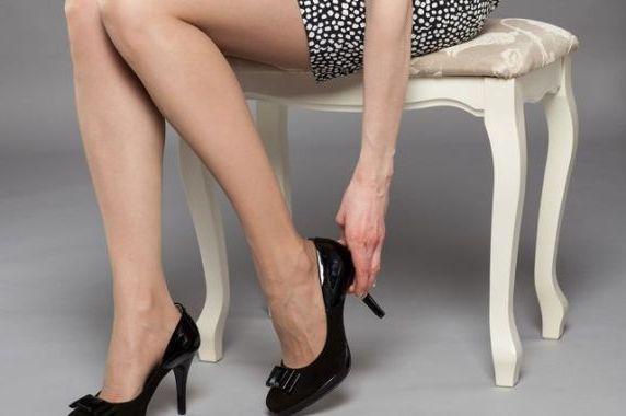 боли в ногах от обуви