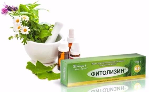 в составе лекарственные травы