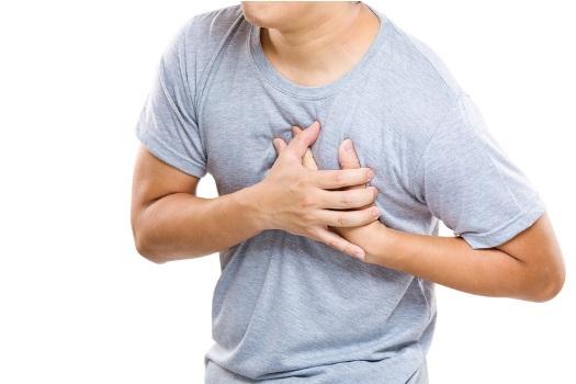 при болях в сердце