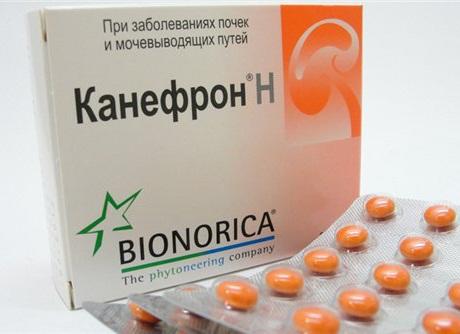 канефрон в таблетках