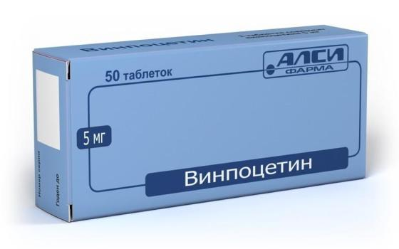 винпоцетин