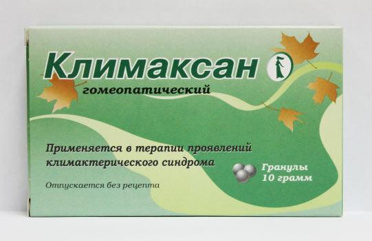 упаковка с гранулами