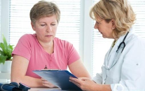 проконсультироваться с гинекологом