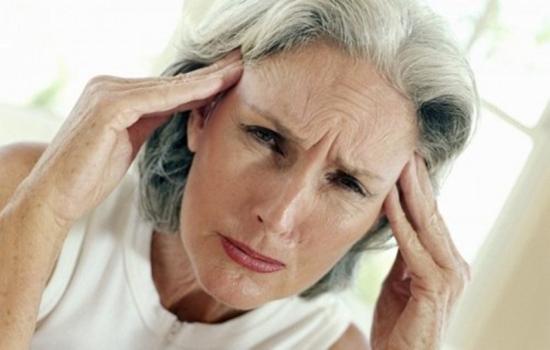 при головной боли